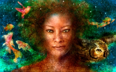 Gaia, Mother Earth