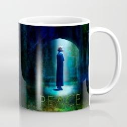 Choose Peace Coffee Mug