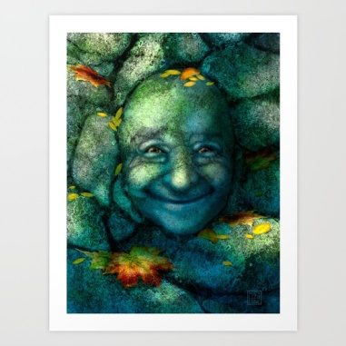 IGGY - Nature Spirit - Print