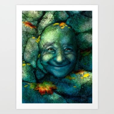 IGGY - Nature Spirit - Print