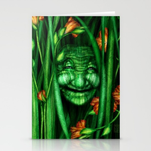 Lilly - Nature Spirit - Cards