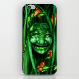 Lilly - Nature Spirit - Phone Cover