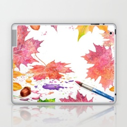 Natures Art Laptop Skin