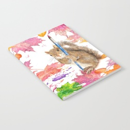 While We Were Sleeping Notebook