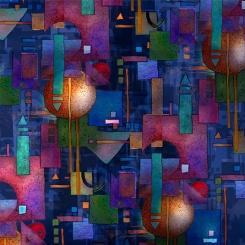 Equilibrium Regained, Colours deepen